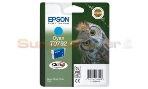 EPSON STYLUS PHOTO 1400 INK CYAN (C13T07924010)