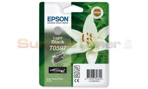EPSON STYLUS PHOTO R2400 INK LIGHT BLACK (C13T05974010)