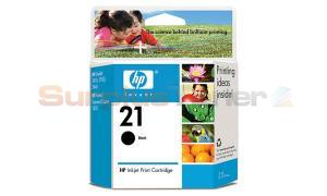 HP NO 21 INKJET PRINT CARTRIDGE BLACK (C9351AL)
