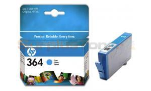 HP 364 INK CARTRIDGE CYAN (CB318EE)