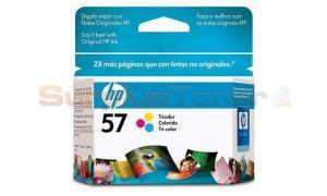 HP NO 57 INKJET CARTRIDGE TRI-COLOR (C6657AL)
