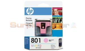 HP 801 LIGHT MAGENTA INK CARTRIDGE (C8775ZZ)