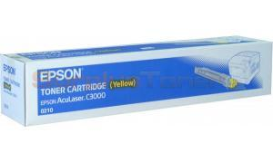 EPSON C3000 TONER CARTRIDGE YELLOW (S050210)