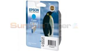EPSON STYLUS PHOTO RX700 INK CTG CYAN (C13T55924020)