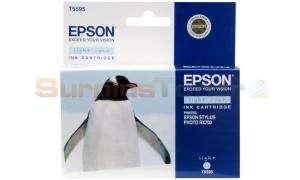 EPSON STYLUS PHOTO RX700 INK CTG LT CYAN (T559540)