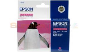 EPSON STYLUS PHOTO RX700 INK CTG MAGENTA (T559340)