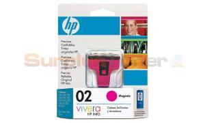 HP 02 INK CARTRIDGE MAGENTA (C8772WL)