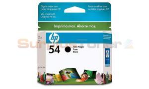 HP 54 INK CARTRIDGE BLACK (CB334AL)
