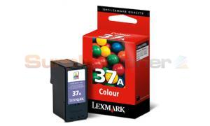 LEXMARK NO 37A PRINT CARTRIDGE TRI-COLOR (18C2160A)