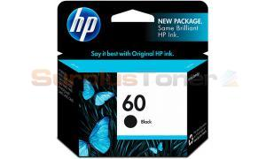 HP DESKJET D2530 NO 60 INK BLACK (CC640WN)