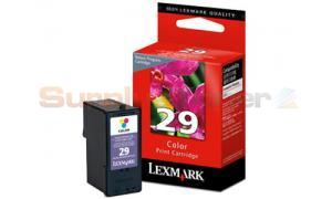 LEXMARK 29 INK CARTRIDGE COLOR RP (18C1429A)