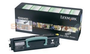 LEXMARK E232T TONER CARTRIDGE BLACK RP (12A8400)