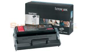 LEXMARK E321 TONER CARTRIDGE (12A7300)