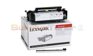 LEXMARK OPTRA M410 TONER CARTRIDGE BLACK 10K (4K00199)