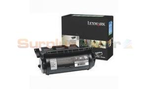 LEXMARK T640 TONER CARTRIDGE FOR LABEL APPS RP HY (64004HE)