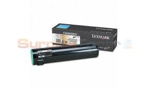LEXMARK C935 TONER CARTRIDGE BLACK HY (C930H2KG)