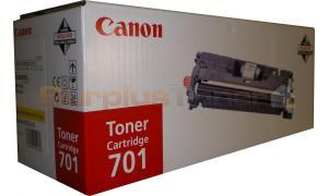 CANON MF8180C LBP5200 TONER CARTRIDGE 701 YELLOW (9284A003)