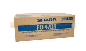 SHARP FO-4700 DRUM BLACK (FO-47DR)