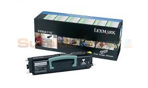 LEXMARK X204N RP TONER CARTRIDGE BLACK (X203A11G)