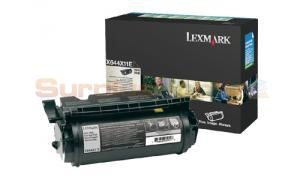 LEXMARK X644E RP PRINT CARTRIDGE BLACK XHY (X644X11E)