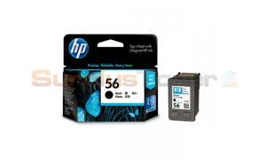 HP NO 56 INK CARTRIDGE BLACK (C6656AA)