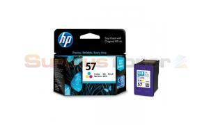 HP NO 57 INKJET PRINT CARTRIDGE TRICOLOR HY (C6657AA)