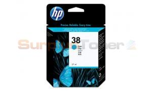 HP NO 38 VIVERA INK CYAN (C9415A)