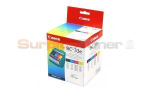 CANON BC-33E INK CARTRIDGE COLOR (4611A002)