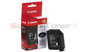 CANON BX-3 INK CART BLACK (H11-6371-410)