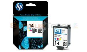 HP CP1160 INKJET CARTRIDGE TRI-COLOR (C5010AE)