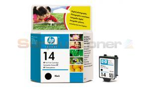 HP CP1160 INK CARTRIDGE BLACK (C5011AE)