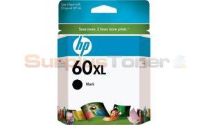 HP DESKJET D2530 NO 60XL INK BLACK (CC641WN)