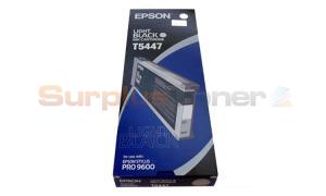 EPSON STYLUS PRO 4000 INK CARTRIDGE LIGHT BLACK 220ML (T544700)