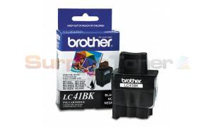 BROTHER MFC 210C INK BLACK (LC41BK)