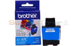 BROTHER MFC 210C INK CYAN (LC41C)