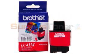 BROTHER MFC 210C INK MAGENTA (LC41M)