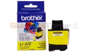 BROTHER MFC 210C INK YELLOW (LC41Y)