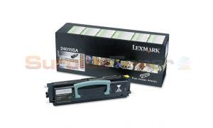 LEXMARK E230 TONER CARTRIDGE BLACK RP (24015SA)