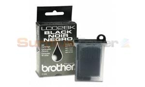 BROTHER MFC-7150C INK BLACK 750 PAGES (LC02BK)