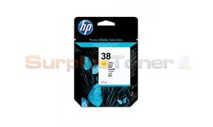 HP NO 38 VIVERA INK YELLOW 840 PAGES (C9417A)
