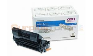 OKI B6500 SERIES TONER CARTRIDGE BLACK 22.5K (52116002)
