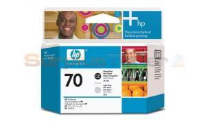 HP DESIGNJET Z2100 NO 70 PRINTHEAD PHOTO BLACK AND LIGHT GRAY (C9407A)