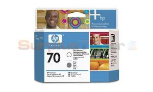 HP DESIGNJET Z3100 NO 70 PRINTHEAD GRAY AND GLOSS ENHANCER (C9410A)