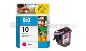 HP NO 10 INK PRINTHEAD MAGENTA (C4802A)