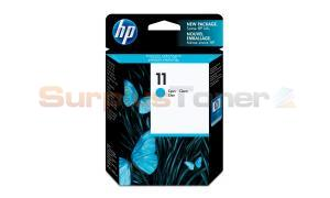 HP NO 11 INK CYAN (C4836AN)