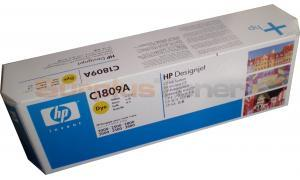 HP DESIGNJET 3800CP INK YELLOW 410ML (C1809A)