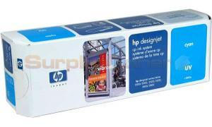 HP DESIGNJET 3800CP UV INK CYAN 410ML (C1893A)