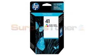 HP NO 41 INK CART COLOR (51641A)