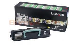 LEXMARK E342N TONER CARTRIDGE BLACK RP (24016SE)