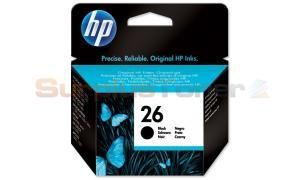 HP DESIGNJET 220 INK CART BLACK (51626AE)